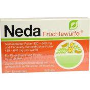 NEDA FRUECHTEWUERFEL
