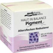 Haut in Balance Pigment Altersfleck.Reduz.Tagespfl