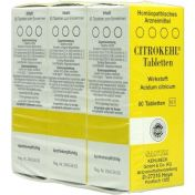 CITROKEHL TABLETTEN