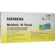 Multistix 10 Visuell