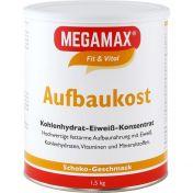 MEGAMAX Aufbaukost Schoko