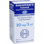 AmbroHEXAL S Saft