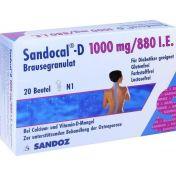 Sandocal-D 1000/880 günstig im Preisvergleich