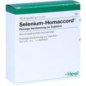 SELENIUM HOMACCORD