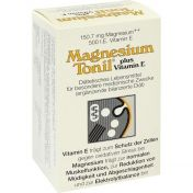Magnesium Tonil plus Vitamin E