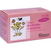 Sidroga Bio Kinder-Früchtetee