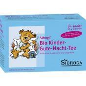 Sidroga Bio Kinder-Gute-Nacht-Tee