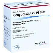 CoaguChek XS PT Test günstig im Preisvergleich