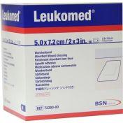 LEUKOMED STERILE PFLASTER 7.2x5 cm