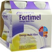 Fortimel Energy Multi Fibre Vanillegeschmack günstig im Preisvergleich