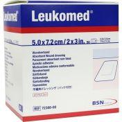 LEUKOMED STERILE PFLASTER 5x7.2cm