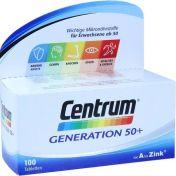 Centrum Generation 50+ A-Zink + FloraGlo Lutein