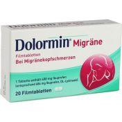 Dolormin Migräne günstig im Preisvergleich