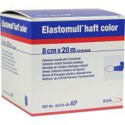ELASTOMULL HAFT 20MX8cm color blau