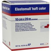 ELASTOMULL HAFT 20MX10cm color rot
