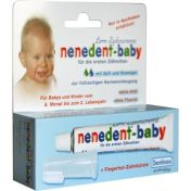 nenedent-baby Zahnpflege-Set