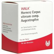 Hornerz Corpus vitreum comp. Augentropfen