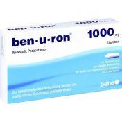 ben-u-ron 1000mg Zäpfchen