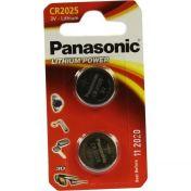 Batterie Lithium Zelle 3V CR2025