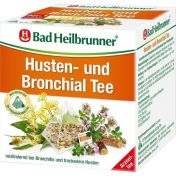 Bad Heilbrunner Husten- und Bronchial Tee