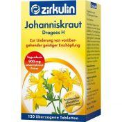 Johanniskraut Dragees H