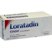 Loratadin STADA 10mg Tabletten