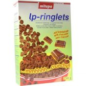 Milupa lp-ringlets mit Schokolade