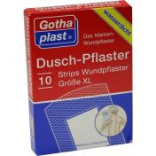 Gothaplast Dusch Pflaster XL 70x48mm