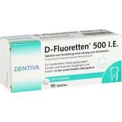 D FLUORETTEN 500
