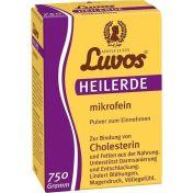 Luvos HEILERDE mikrofein Pulver