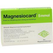 Magnesiocard 5mmol