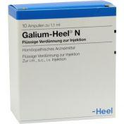 Galium-Heel N günstig im Preisvergleich