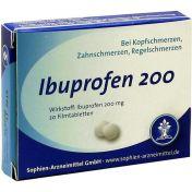 Ibuprofen Sophien 200
