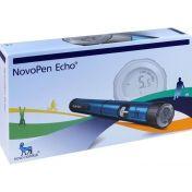 NovoPen Echo blau Injektionsgerät