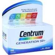 Centrum Generation 50+ A-Zink + FloraGlo Lutein günstig im Preisvergleich