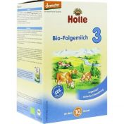 Holle Bio Säuglings-Folgemilch 3