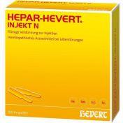 Hepar-Hevert injekt N