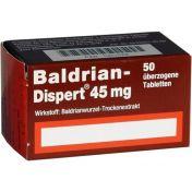 BALDRIAN DISPERT 45mg