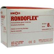 RONDOFLEX BINDE WEISS 20X8