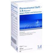 Paracetamol Saft - 1 A Pharma