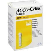 Accu Chek Softclix Lancetten