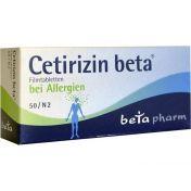 Cetirizin beta