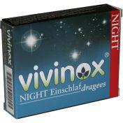 Vivinox Night Einschlafdragees