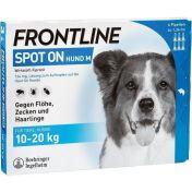 Frontline Spot on H 20 Hund Lösung vet. günstig im Preisvergleich