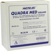 QUADRA MED square 38x38 mm Master Aid