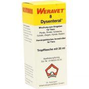 Weravet Dysenteral Nr. 8 vet. Tropfen bei Durchfallerkrankungen