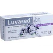 Luvased mono überzogene Tabletten günstig im Preisvergleich