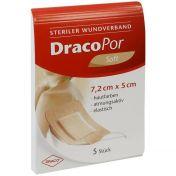 Dracopor Wundverband steril hautfarben ster5x7.2cm günstig im Preisvergleich