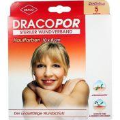Dracopor Wundverband steril hautfarben ster 8x10cm günstig im Preisvergleich