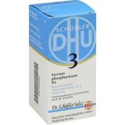BIOCHEMIE DHU 3 FERRUM PHOSPHORICUM D 3 günstig im Preisvergleich